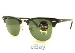 Ray Ban RB 3016 New Clubmaster Authentic Sunglasses Buyer Picks Size & Color