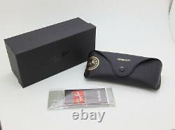 Ray Ban RB 4264 894/6B Tortoise/Polarized Purple Mirror Chromance Sunglasses