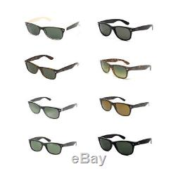 Ray-Ban RB2132 New Wayfarer Sunglasses Choice of Size and Color