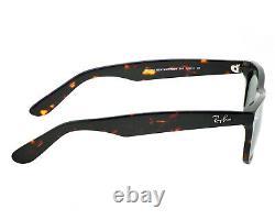 Ray-Ban RB2132 WAYFARER CLASSIC Tortoise, Green Classic G-15 Sunglasses 52mm