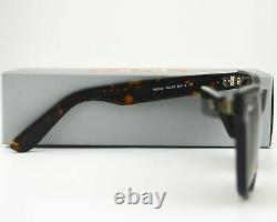 Ray Ban RB2140 Wayfarer 902/57 Tortoise Polarized Brown Classic B-15 54mm