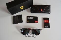 Ray Ban RB2448 Scuderia Ferrari 601S/87 53-21