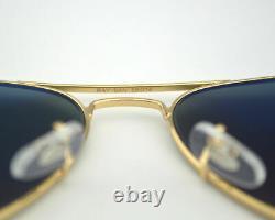 Ray Ban RB3025 Aviator Classic 001/58 Gold Frame/Polarized G-15 Lenses 58mm