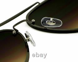 Ray-Ban RB3584N Blaze Aviator Gunmetal Frame/Brown Gradient Lenses 58mm