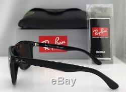 Ray-Ban RB4147 Polarized Sunglasses Large Black Frame 601 58 Green Lenses  60mm 83a1d668e7127