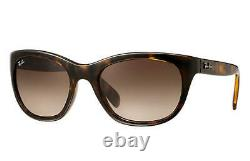 Ray Ban RB4216 Unisex Polarised Tortoise Brown Sunglasses NEW UK Stock
