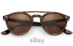 Ray-Ban RB4279 Double Bridge Sunglasses (Tortoise/Brown Classic B-15)