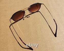 Ray-Ban RB4292N Blaze Double 710/13 Tortoise Gold Frame Sunglasses 62mm