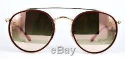 Ray-Ban Sonnenbrille / Sunglasses RB3647-N 001/7O 5122 145 3N + Etui
