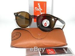 Ray Ban Sunglasses 2180 710/83 49 Dark Havana Polarized Brown Rayban