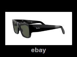 Ray-Ban Sunglasses RB2187 901/31 Black green Unisex