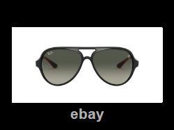 Ray-Ban Sunglasses RB4125M ferrari F64471 Black grey