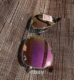 Ray-Ban Sunglasses Women Unisex Aviator Mirror USA