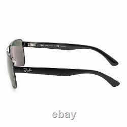 Ray-Ban Unisex Classic RB3530-002-9A58 58mm Black Sunglasses