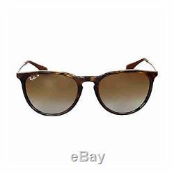 Ray-Ban Women's Erika Classic Sunglasses Tortoise/Gunmetal Brown -54mm