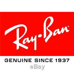 Ray-ban Sunglasses Folding Wayfarer Rb 4105/601s4k-50mm- Black/flash Lilac Lens