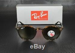 RayBan RB2180 710/83 SHINY DARK HAVANA POLARIZED BROWN 49 mm Unisex Sunglasses
