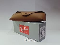 Rayban RB3025 L2823 Black Ray-Ban Aviator Black/Green Sunglasses 58mm G-15 Lens