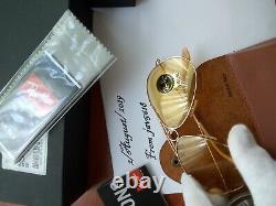 Rayban Sunglasses Ambermatic Shooter Aviator Rb3138 001/4a Pilot New LIM Ed