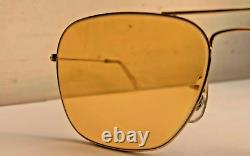 VINTAGE Ray-Ban AmberMatic All-Weather Sunglasses with Case