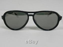 Vintage B&L Ray Ban 70'S Vagabond Olympic Games Black Silver Mirror Aviator