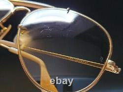 Vintage B&L Ray Ban Bausch & Lomb RB50 The General 62mm W0364 Outdoorsman withCase