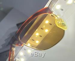 Vintage B&L Ray Ban Clubmaster ChroMax Sunglasses