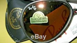 Vintage NOS B&L Ray Ban Bausch & Lomb B15 Diamond Hard W1514 NLAS